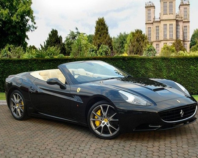 Ferrari California Hire